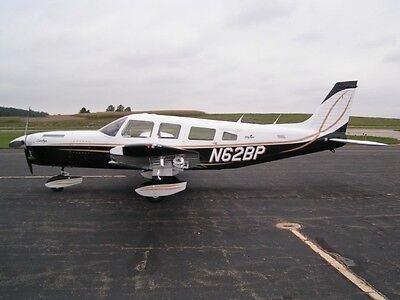 1980 Piper Turbo Saratoga Fixed Gear with 80% Selling Financing Available!
