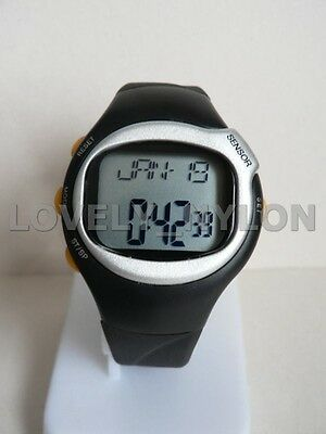 Heart Rate Pulse Monitor Fitness Watch Calorie Counter free shipping