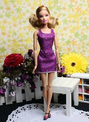 GORGEOUS Handmade The original clothes dress for barbies doll C231