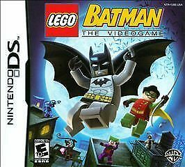 LEGO Batman: The Videogame for Nintendo DS Video Game Systems