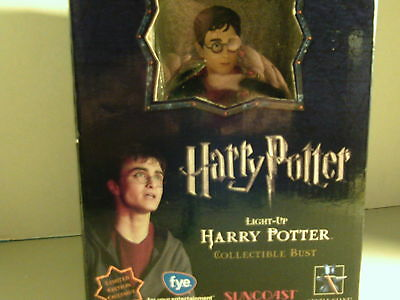 Harry Potter Year 5 LIGHT-UP Bust - Only 1000 Made for Worldwide Distribution