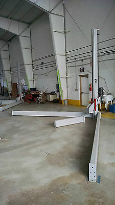 Aero Lift Tricycle Gear Aircraft Lift Duoble Your Hangar Space!! $13K new
