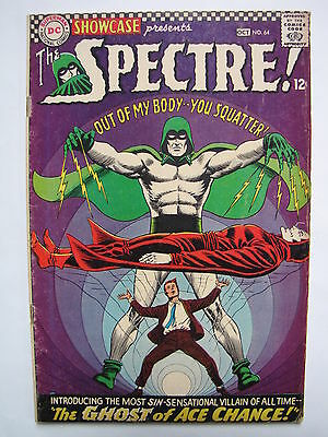 Showcase #64 presents The Spectre (Sep-Oct 1966, DC) [VG/FN 5.0]