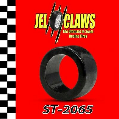 ST 2065 1/64 HO Scale Slot Car Tire for AFX, JL, AW Four Gear Ultra G Chassis,