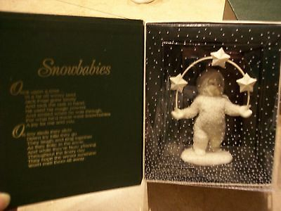 "Winter Tales of the Snowbabies ""Look What I Can Do"" Dept. 56"