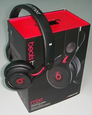 BEATS BY DR DRE MIXR HEADPHONES HEADSET 100% AUTHENTIC GENUINE