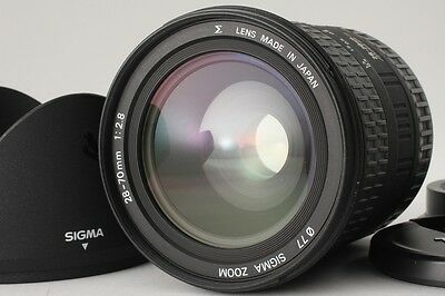 Excellent!!SIGMA  28-70 mm F/2.8 ASPHERICAL EX for PENTAX From Japan #7610
