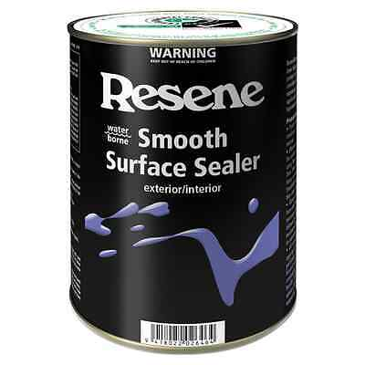 Resene Smooth Surface Sealer Waterborne Adhesive Primer Made in Aust, 1L or 4L