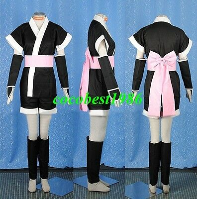 Misao Cosplay from Rurouni Kenshin any size top pants belt