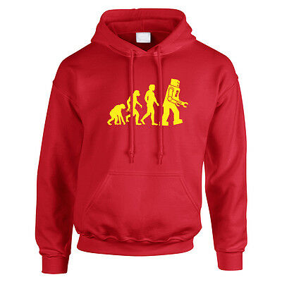 Evolution To Robot Childrens Hoodie Hooded Sweater The Big Bang Theory TS603