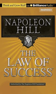 The Law of Success by Napoleon Hill (2011, CD, Unabridged)