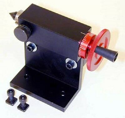 Sherline 3702 - Right Angle Adjustable Tailstock for Mini Lathe Made in the USA!