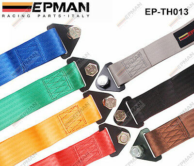 Epman Universal Towing Ropes Tow Strap 8 Colours