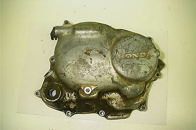 HONDA XR75 CLUTCH COVER RIGHT CRANKCASE XR-75 11330-116-000 ENGINE MOTOR