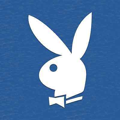 Playboy Bunny Vinyl Decal Sticker - Choose Size & Color