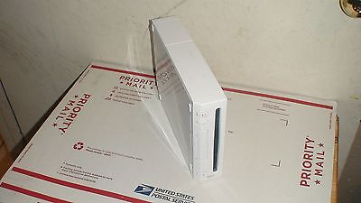 Nintendo Wii System White.  Console Only ** Works Great** ,