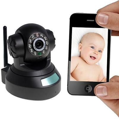 Plug-and-play IP camera with QR scan code,iPhone/Android immediate scan and view