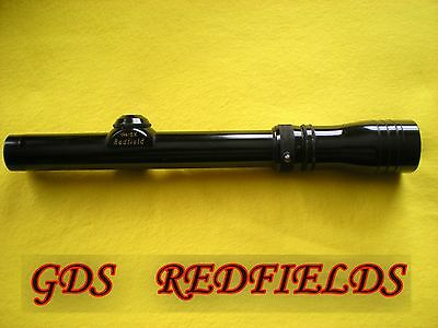 USA Redfield  1 3/4X - 5X Widefield  (Excellent)