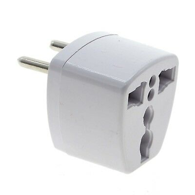 Hot AU US UK Plug Travel to EU England Power Charger Adapter Converter Universal