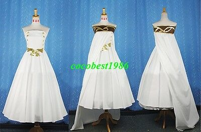 Sakura Cosplay (White) from Tsubasa Reservoir Chronicle all size