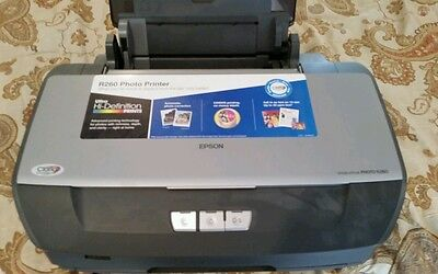 Epson Stylus R260 Digital Photo Printer