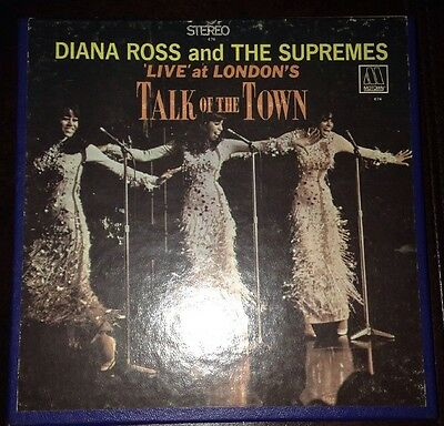 Reel To Reel - Diana Ross and the Supremes - 'Live at London's Talk Of The Town