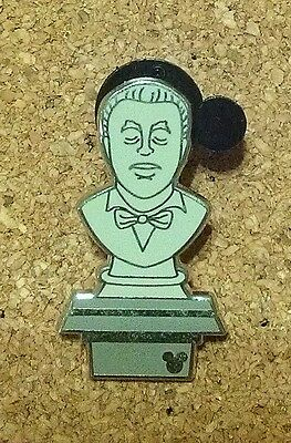 Singing BUST ~Completer Haunted Mansion~Hidden Mickey Series Disney Pin 2008