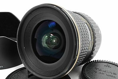 Excellent++ !! TOKINA SD 12-24mm F/4 AT-X124 PRO (IF) DX NIKON from Japan 15216