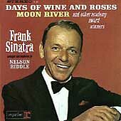 Frank Sinatra Days of Wine and Roses, Moon River, Other Academy Award Winners CD