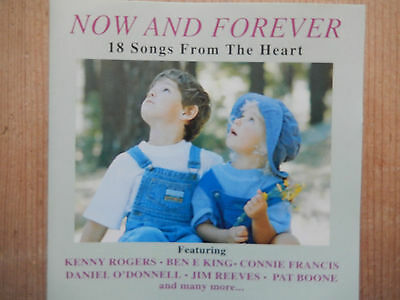 Now And Forever - 18 Songs From The Heart -Various Artists