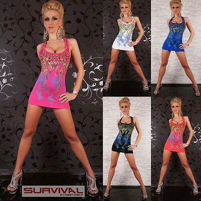 NEW SEXY SIZE 8-10 WOMENS LADIES CLUB WEAR PARTY CASUAL HOT RAZOR SINGLET TOP