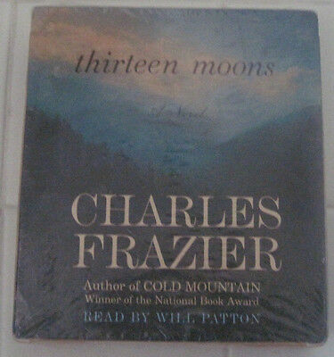 Thirteen Moons by Charles Frazier (2006, Audio, Other, Abridged)