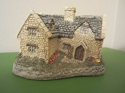 DAVID WINTER COTTAGES - Cotswold Cottage - 1982 - HO Scale