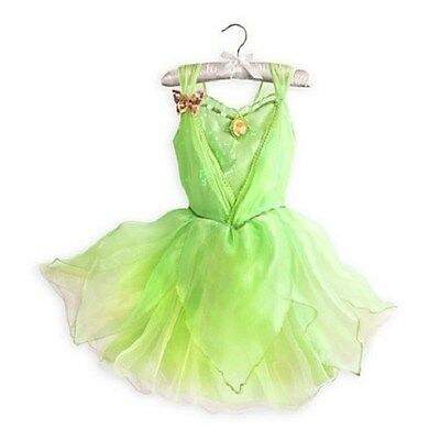 Limited Edition DIsney Tinkerbell costume in girls size 7!  New!!