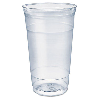 Ultra Clear PETE Cold Cups, 32 oz, Clear, 300/Carton