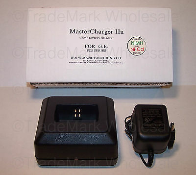 MasterCharger II.a GE PCS Series Charger Cup 043 W&W MC2a NiCd NiMH 7.5V battery