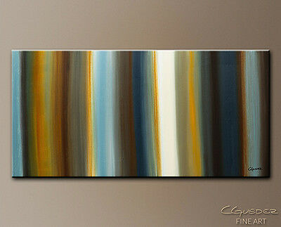 LARGE ORIGINAL Modern Painting. Contemporary Painting by CGUEDEZ. DESTINOS
