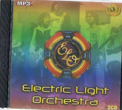 ELECTRIC LIGHT ORCHESTRA,  double CD mp3, 20 albums  Rock Special Edition