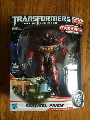 Transformers Dark of the Moon SENTINEL PRIME Leader Class DOTM MISB