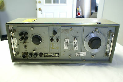 Vintage Military Electronic Frequency Converter