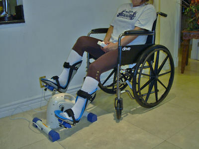 Foot splints+Stroke Training gloves+Motorized Cycle/Bike for the disabled - SCI