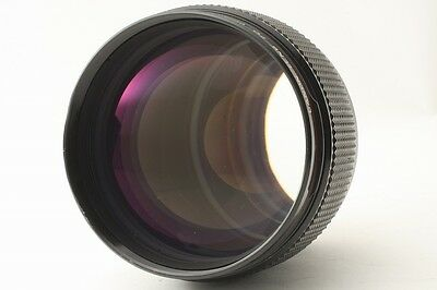 Canon New FD 85mm F/1.2 L NFD **Excellent+** used in Japan #98
