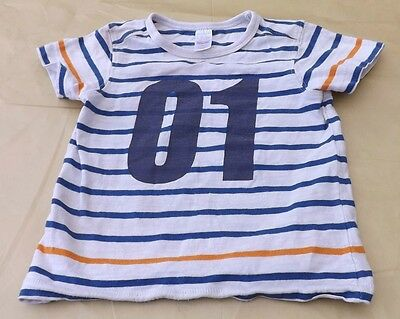 """""""Miniclub"""" Baby Boys Striped Top 12-18 Months"""