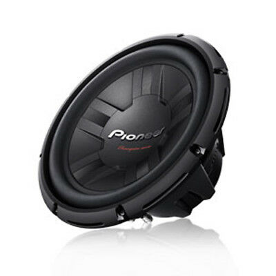 "Pioneer TS-W311D4 12"" 1400w Car Subwoofer with AUST PIONEER WARRANTY"