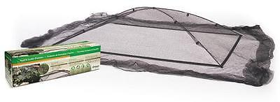 Atlantic Watergardens Pond & Garden Protector with Frame and Net 7' x 9'