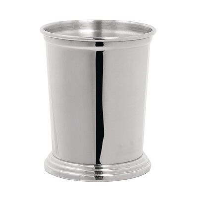 Julep Cup 14oz/400ml. Stainless steel, Julep Drinks Glass for a contemporary bar