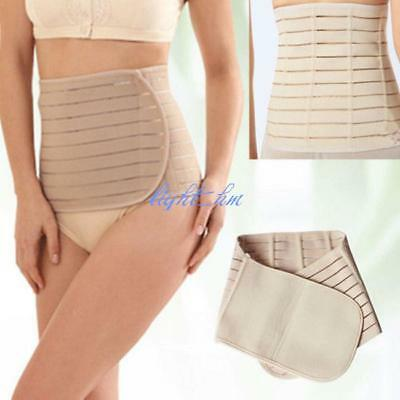 Maternity Post Natal Slimming Belt Postpartum Tummy Support Girdle Breathable LH