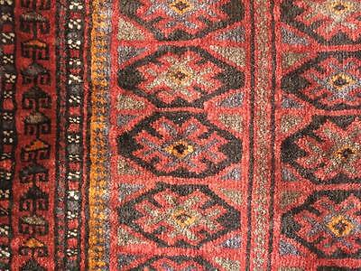 Old Turkish Camel Bag Great Colour… use as floor cushion, rug or wall hanging...