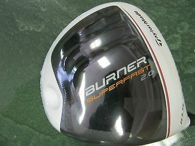 Taylormade Burner Superfast 2.0 Head Only/ with Cover, LH
