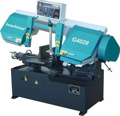 "Horizontal Bandsaws Machine 11"" Inch for Cutting Metal Band Saw"